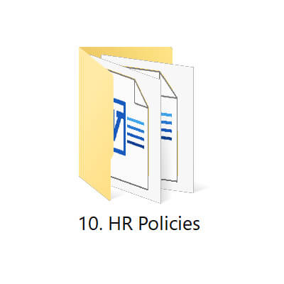 10 1 | Startup Business Toolkit | HR Toolkit | Ready to Use Templates for Busienss