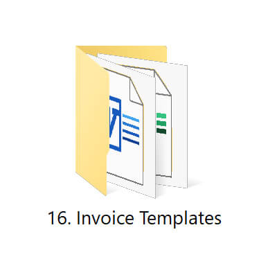 16 1 | Startup Business Toolkit | HR Toolkit | Ready to Use Templates for Busienss