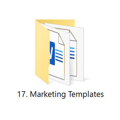 17 1 | Startup Business Toolkit | HR Toolkit | Ready to Use Templates for Busienss