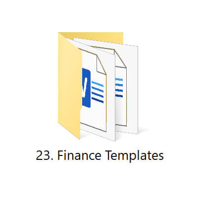 23 | Startup Business Toolkit | HR Toolkit | Ready to Use Templates for Busienss
