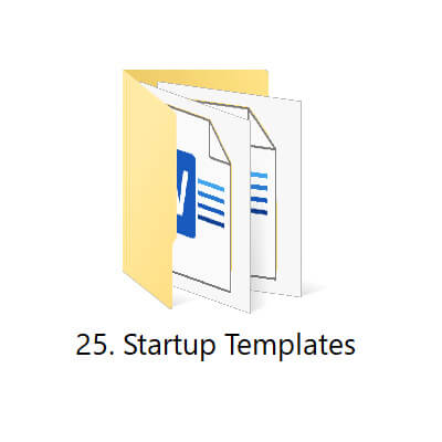 25 | Startup Business Toolkit | HR Toolkit | Ready to Use Templates for Busienss
